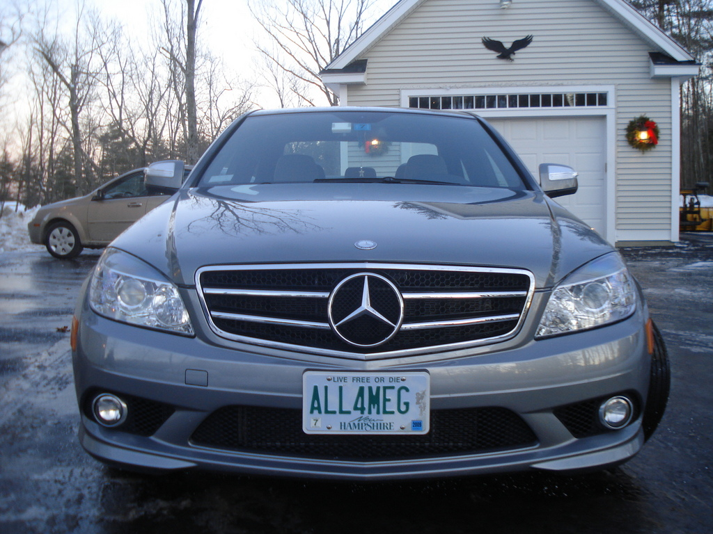 ALL4MEG's 2008 Mercedes-Benz C-Class