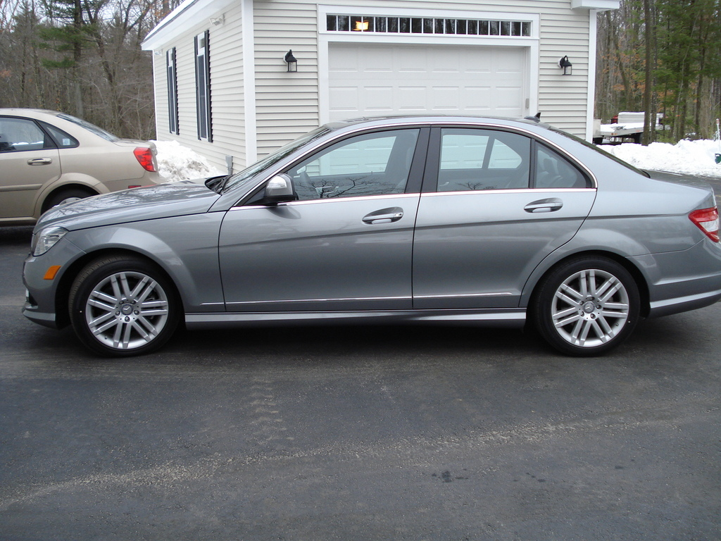 ALL4MEG 2008 Mercedes-Benz C-Class 12494879