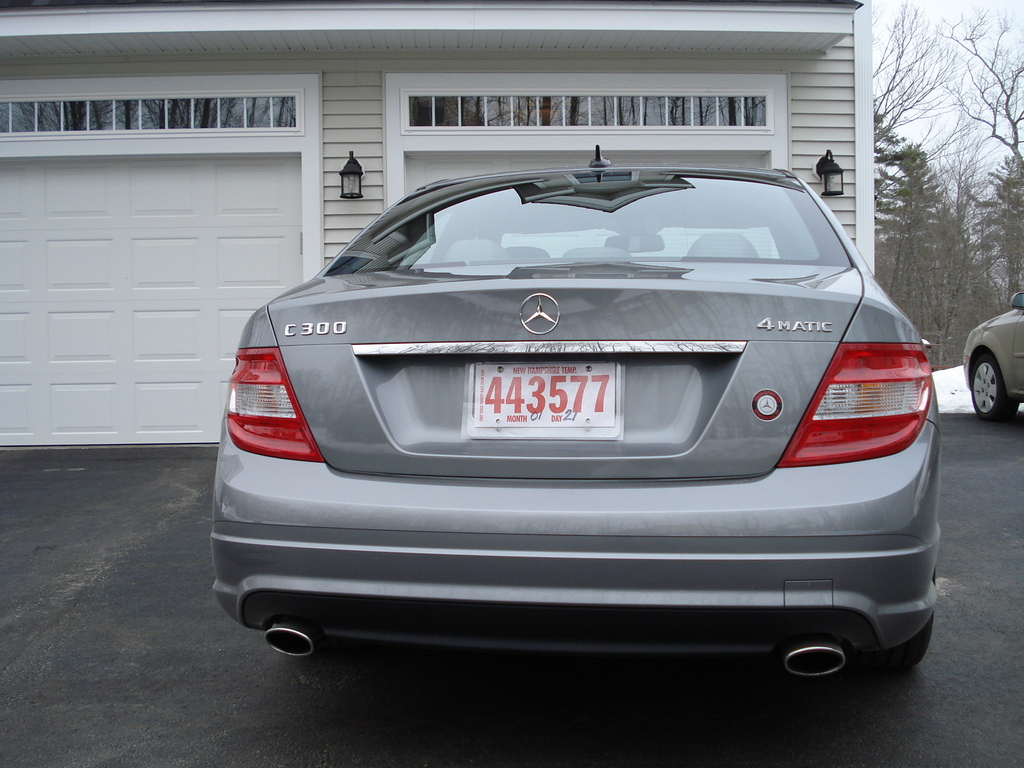 ALL4MEG 2008 Mercedes-Benz C-Class 12494881