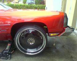 Dade7Tres 1973 Chevrolet Caprice