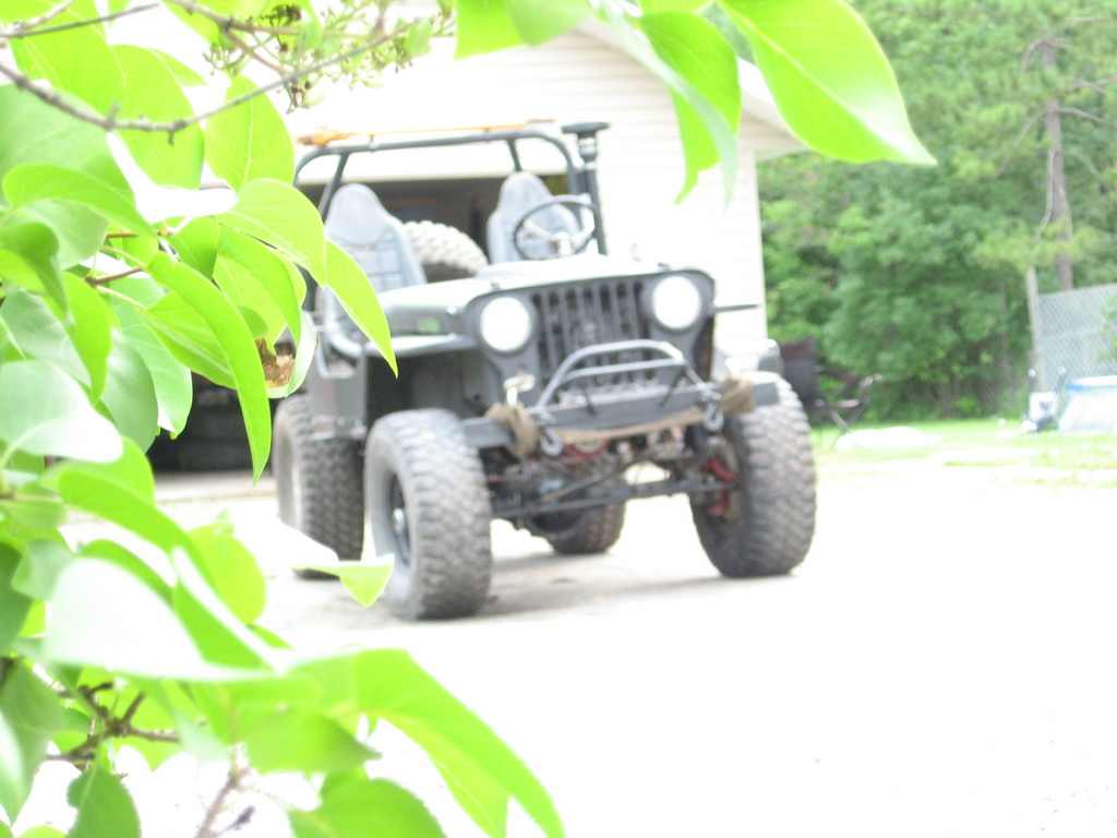 Another peters69 1946 Jeep CJ2A post... - 12495246
