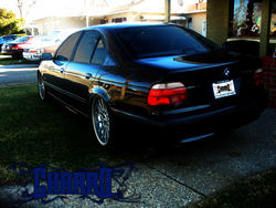 CharroRancheros 2003 BMW 5 Series