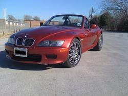 kskz3s 2000 BMW Z3