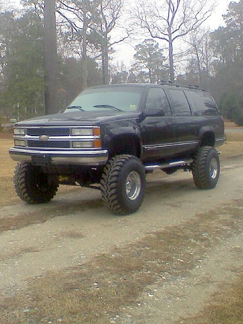 escott76 1999 Chevrolet Suburban 1500 Specs, Photos ...