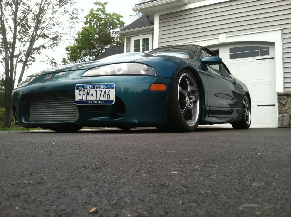 Mr6iSport's 1997 Mitsubishi Eclipse