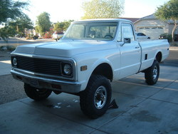 72hictruks 1971 Chevrolet C/K Pick-Up