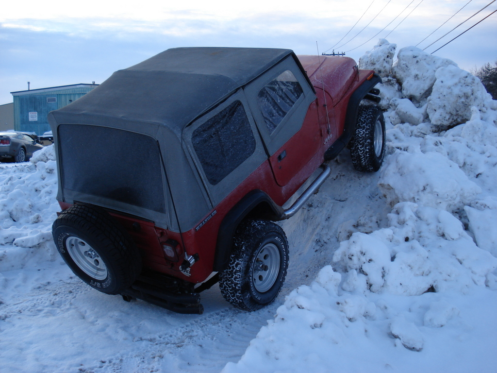 Another 04GoldImp 1991 Jeep YJ post... - 12497381
