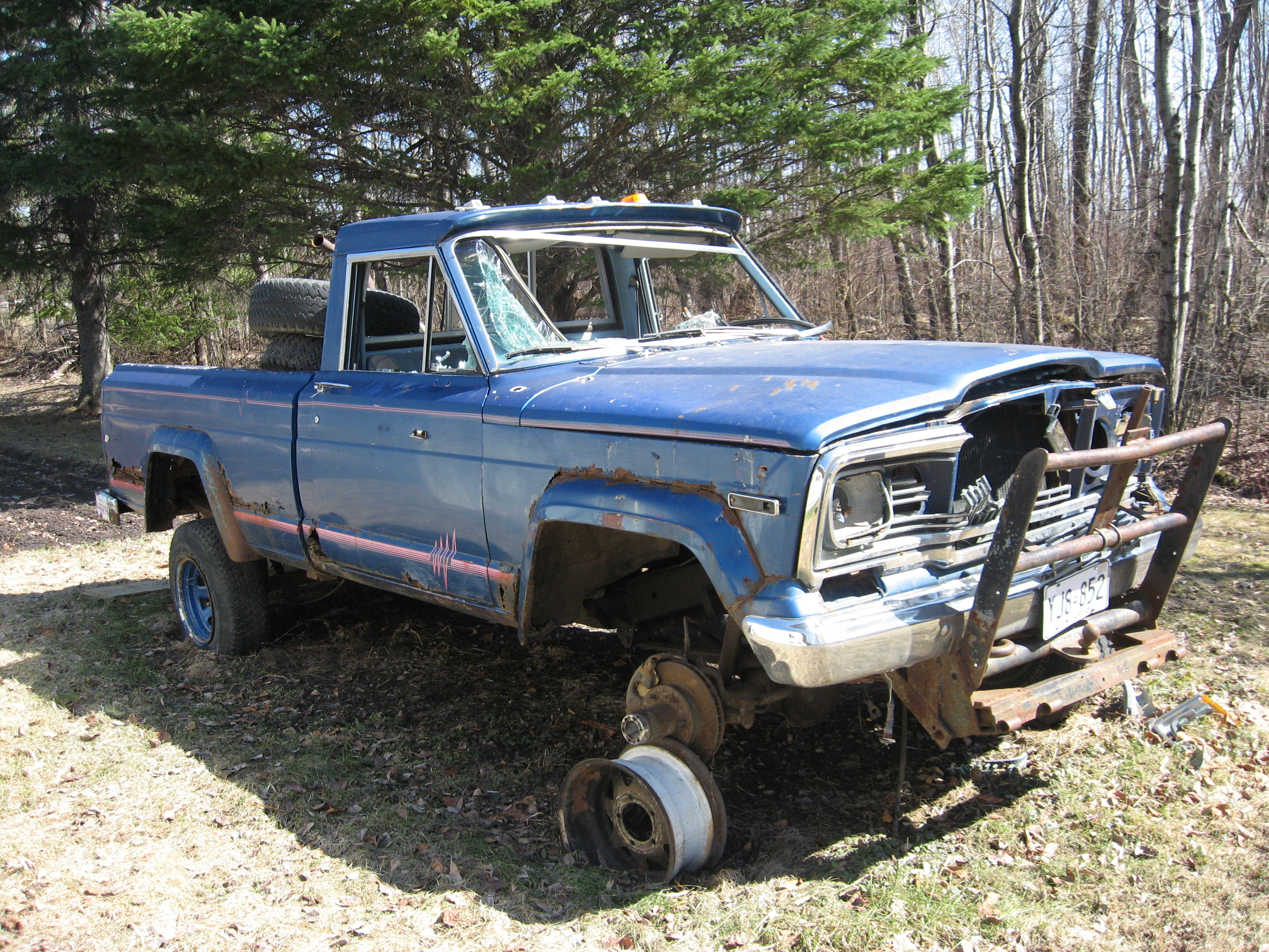 peters69 1976 Jeep Gladiator Specs s Modification Info at