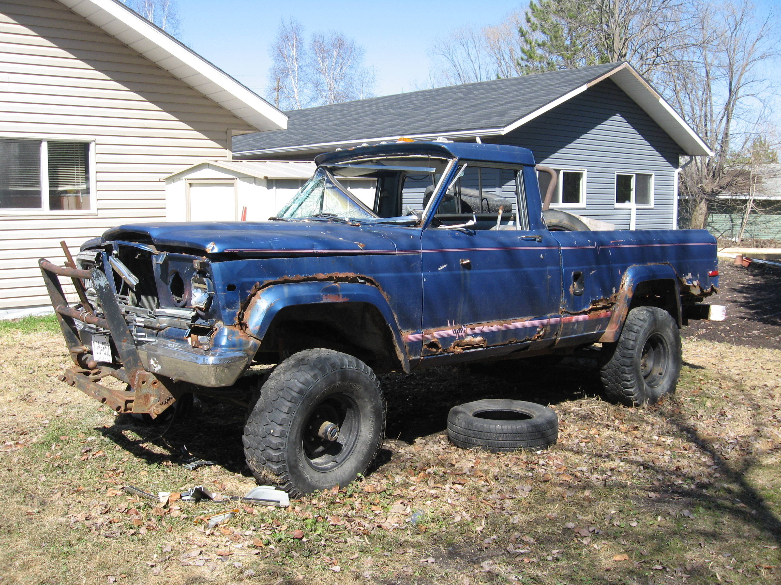 Another peters69 1976 Jeep Gladiator post... - 13006092