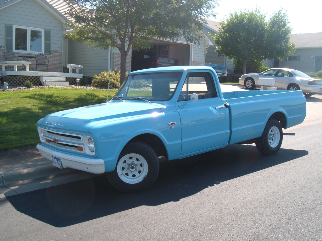 1967 Chevy Truck Pictures | Autos Post