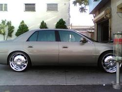 Ttorreyc1s 2001 Cadillac DeVille