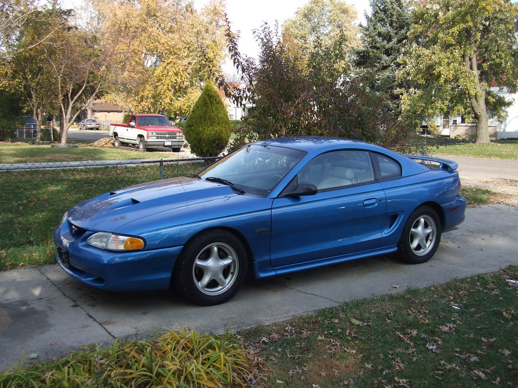 how much horsepower does a 1998 ford mustang gt have. Black Bedroom Furniture Sets. Home Design Ideas