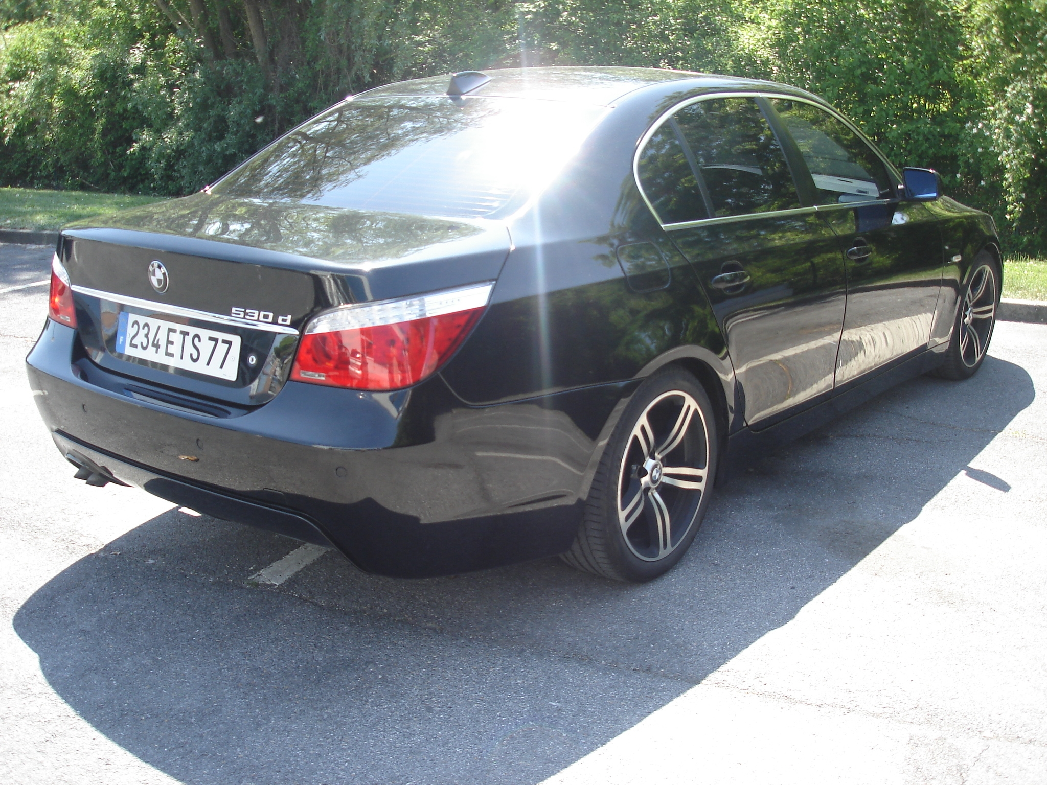 Poupou77 2005 Bmw 5 Series Specs Photos Modification