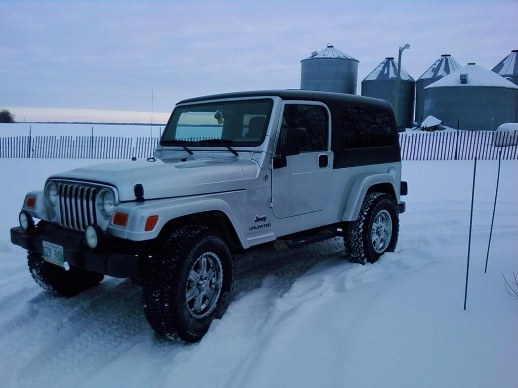 Jeep Wrangler Rims >> ReD-NeCk-JeeP-66 2006 Jeep Wrangler Specs, Photos ...