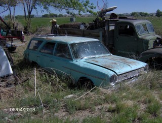 Another bughappy 1964 Rambler American post... - 13540861