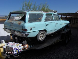 Another bughappy 1964 Rambler American post... - 13540865