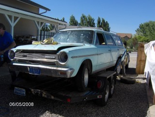 Another bughappy 1964 Rambler American post... - 13540866