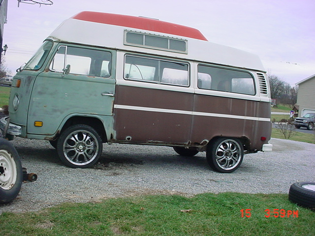 21window's 1978 Volkswagen Bus