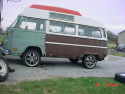 21window 1978 Volkswagen Bus