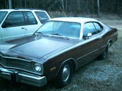 JMarenics 1973 Dodge Dart Sport