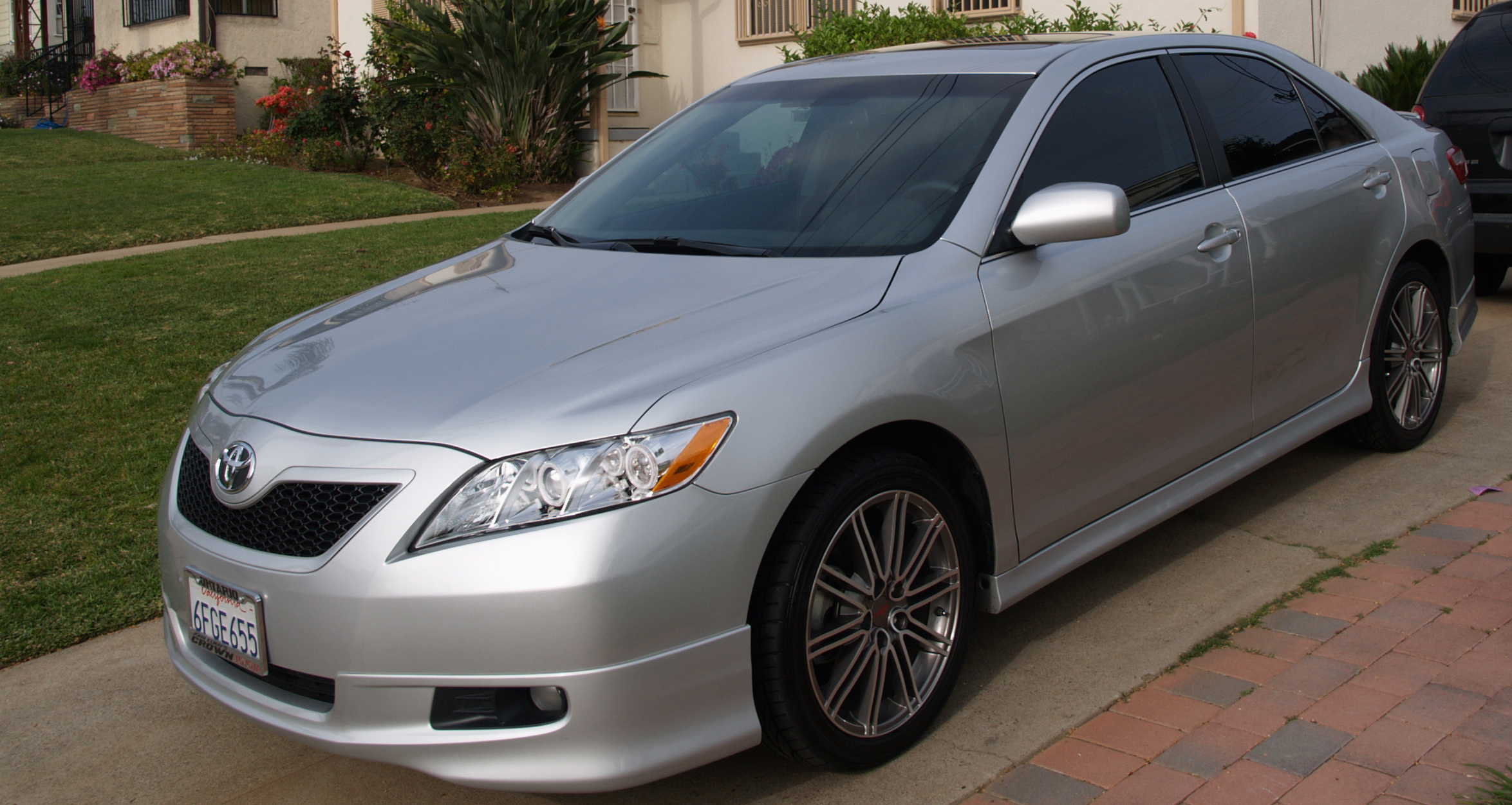 Theassist 2009 Toyota Camry Specs Photos Modification