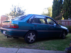 dimples08 1992 Ford Laser