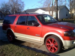 bmiles25 2008 Ford Expedition EL