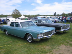 americanluxury 1969 Lincoln Continental