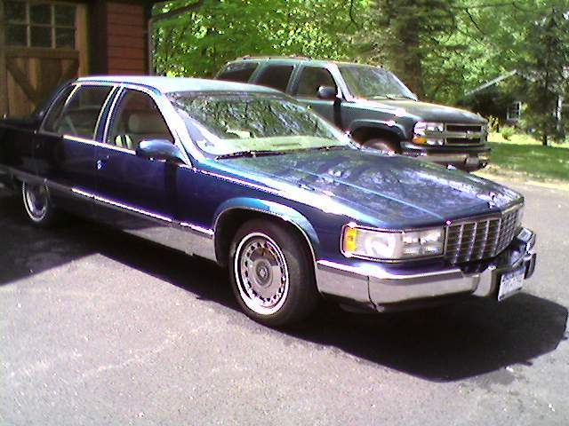 americanluxury 1995 cadillac fleetwood specs photos modification. Cars Review. Best American Auto & Cars Review