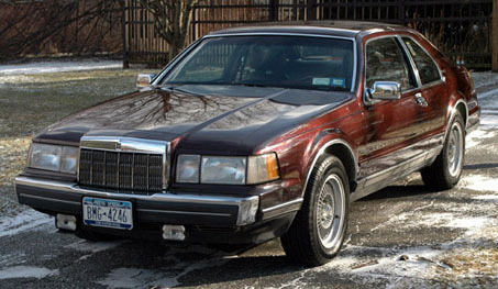 Another americanluxury 1988 Lincoln Mark VII post... - 12502782