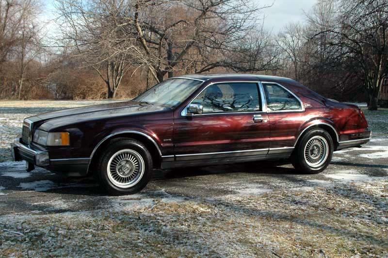 Another americanluxury 1988 Lincoln Mark VII post... - 12502788