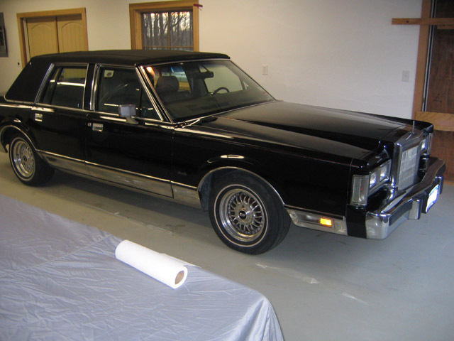 Americanluxury 1988 Lincoln Town Car Specs Photos Modification
