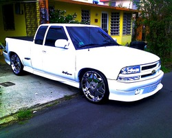 MICHAELTURBOs 2001 Chevrolet S10 Regular Cab