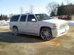 migissebrings 2006 GMC Yukon Denali