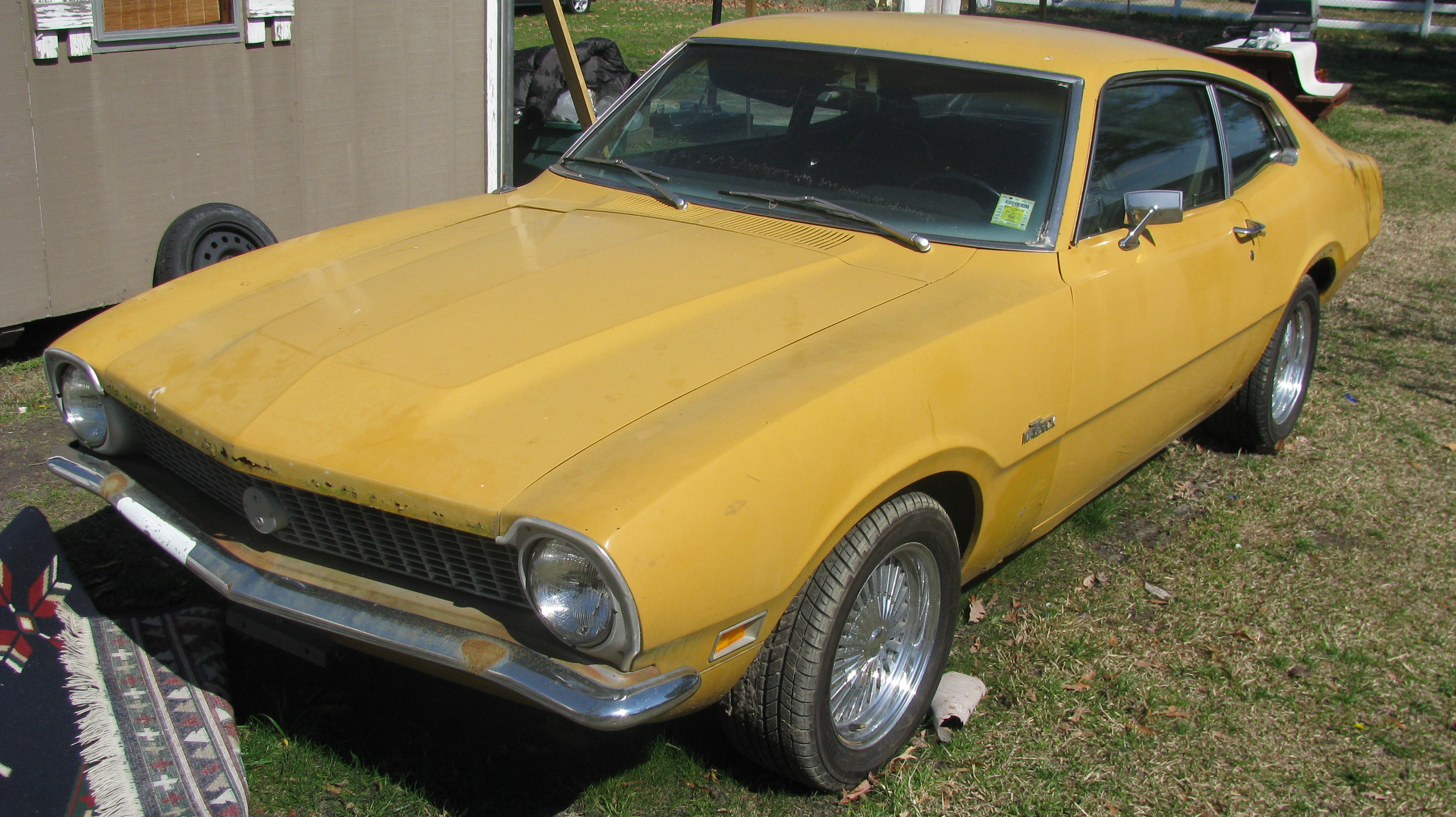 Another blueaccordon20 1973 Ford Maverick post... - 12672797