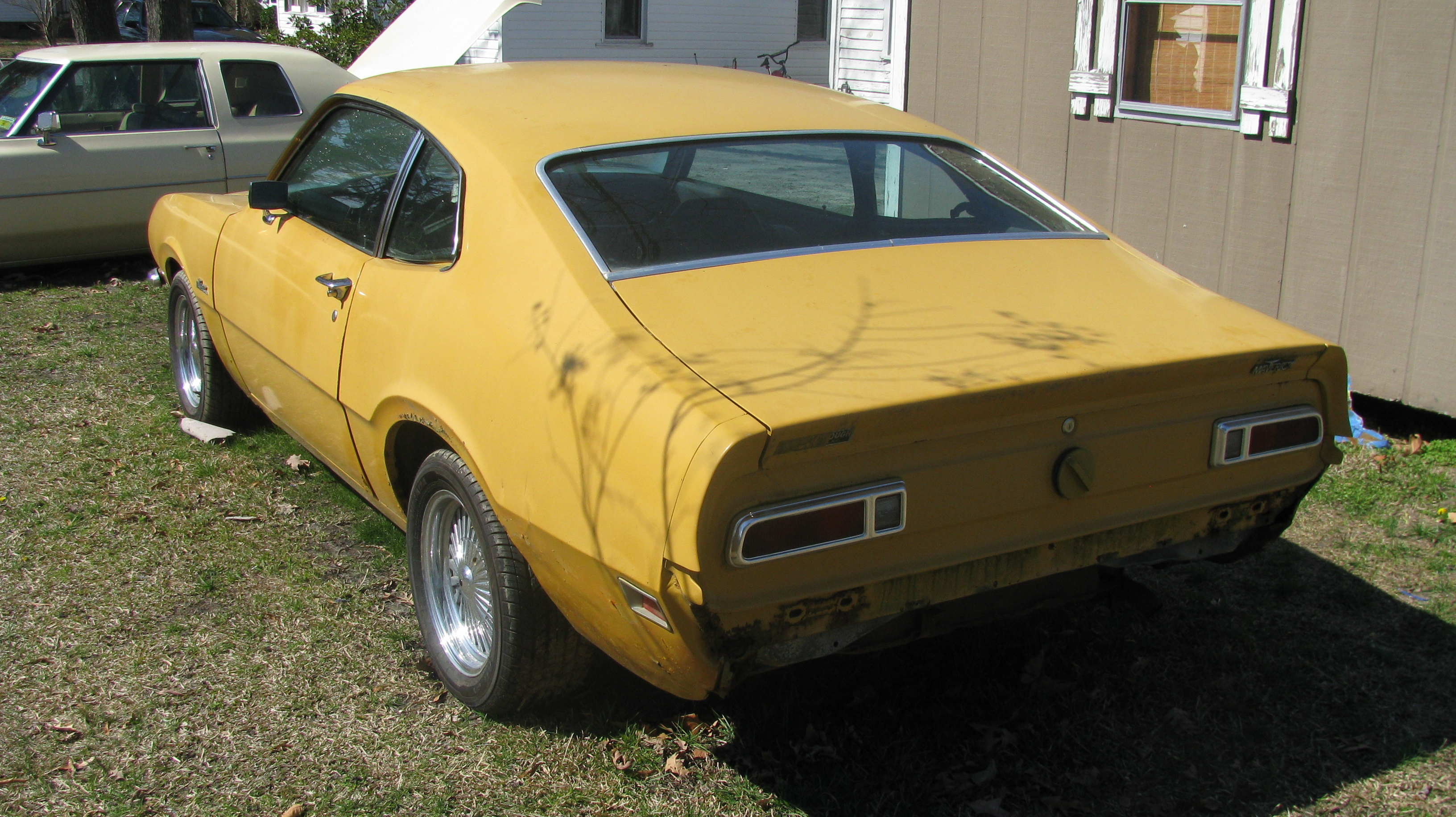 Another blueaccordon20 1973 Ford Maverick post... - 12672798