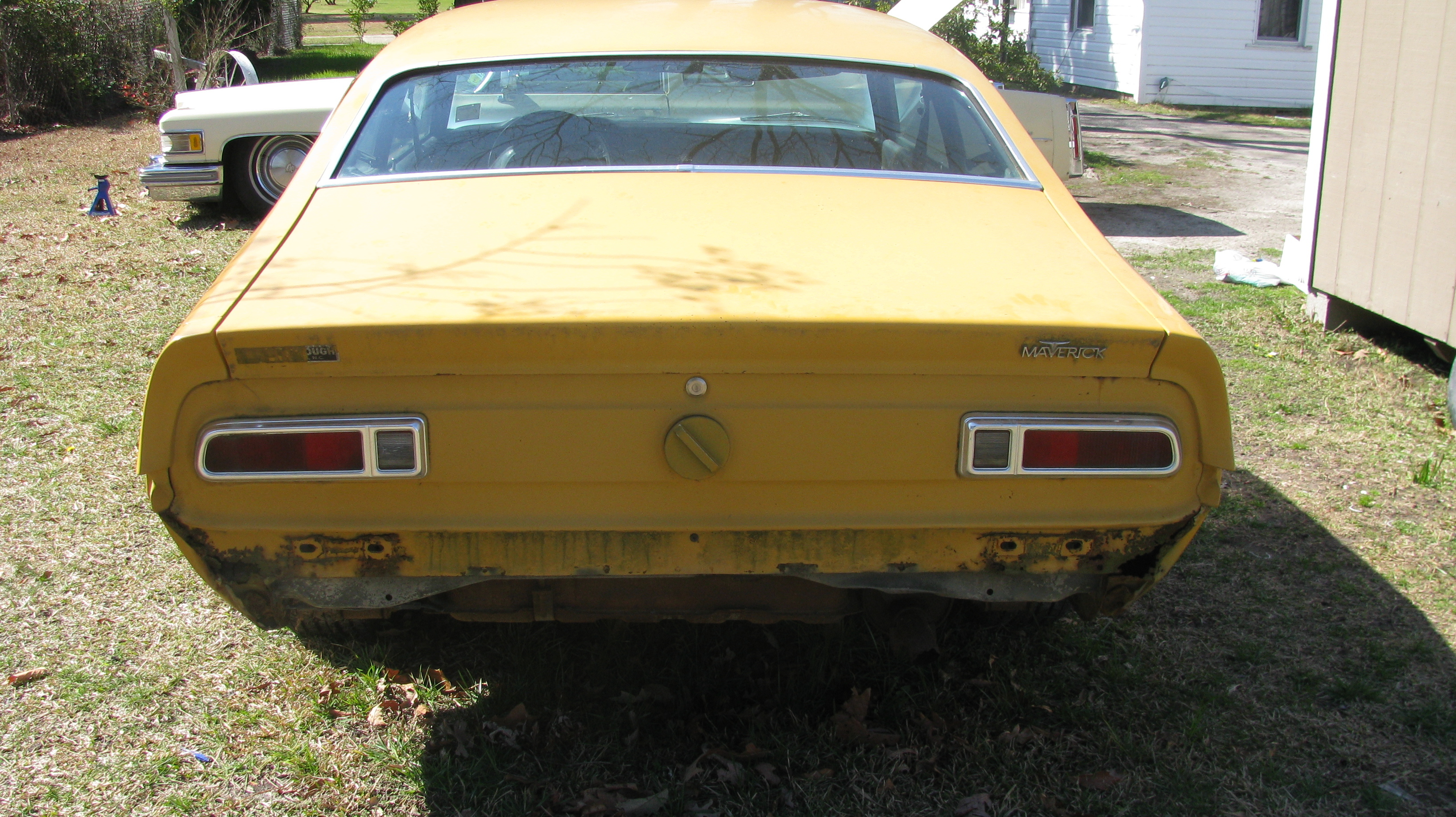 Another blueaccordon20 1973 Ford Maverick post... - 12672799