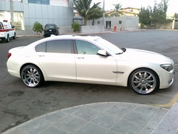 aburemaz 2009 BMW 7 Series
