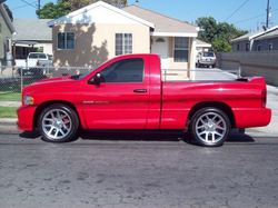 LaRaNgIes 2004 Dodge Ram SRT-10