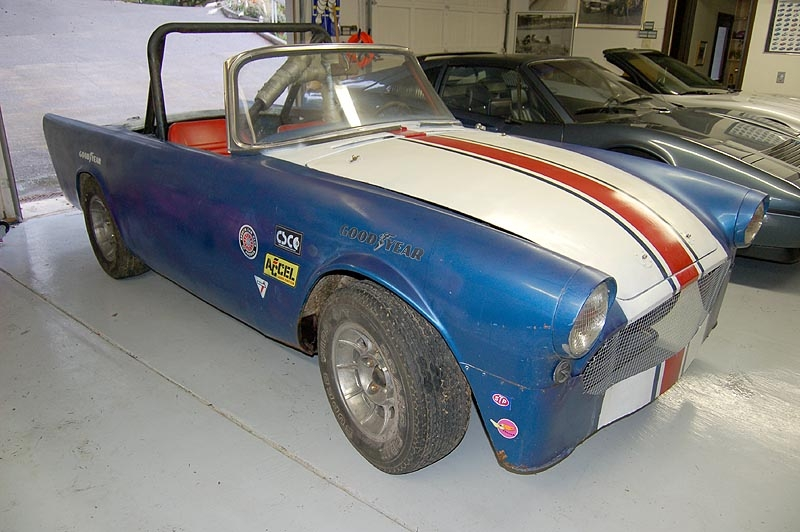 sbarer 1963 Sunbeam Alpine 12506307