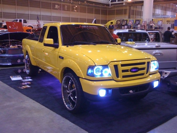DjFusion504's 2006 Ford Ranger Regular Cab