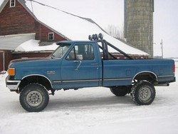lancer0000 1989 Ford F150 Regular Cab