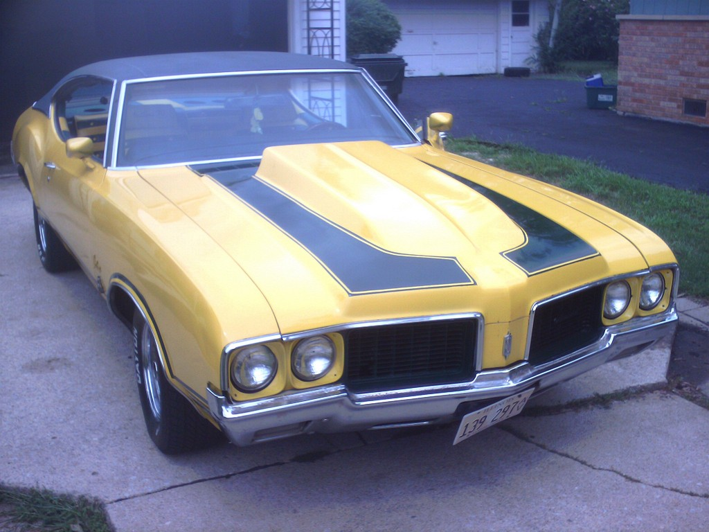 Another ChinWoo 1970 Oldsmobile Cutlass post... - 12509999