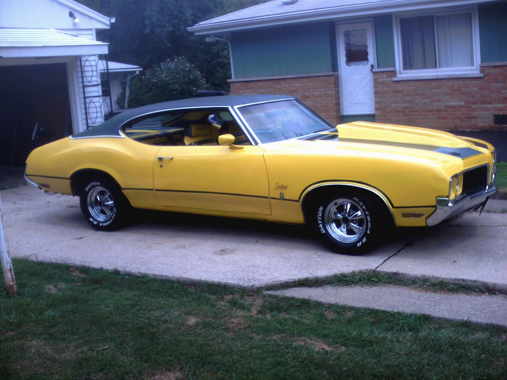 Another ChinWoo 1970 Oldsmobile Cutlass post... - 12510002