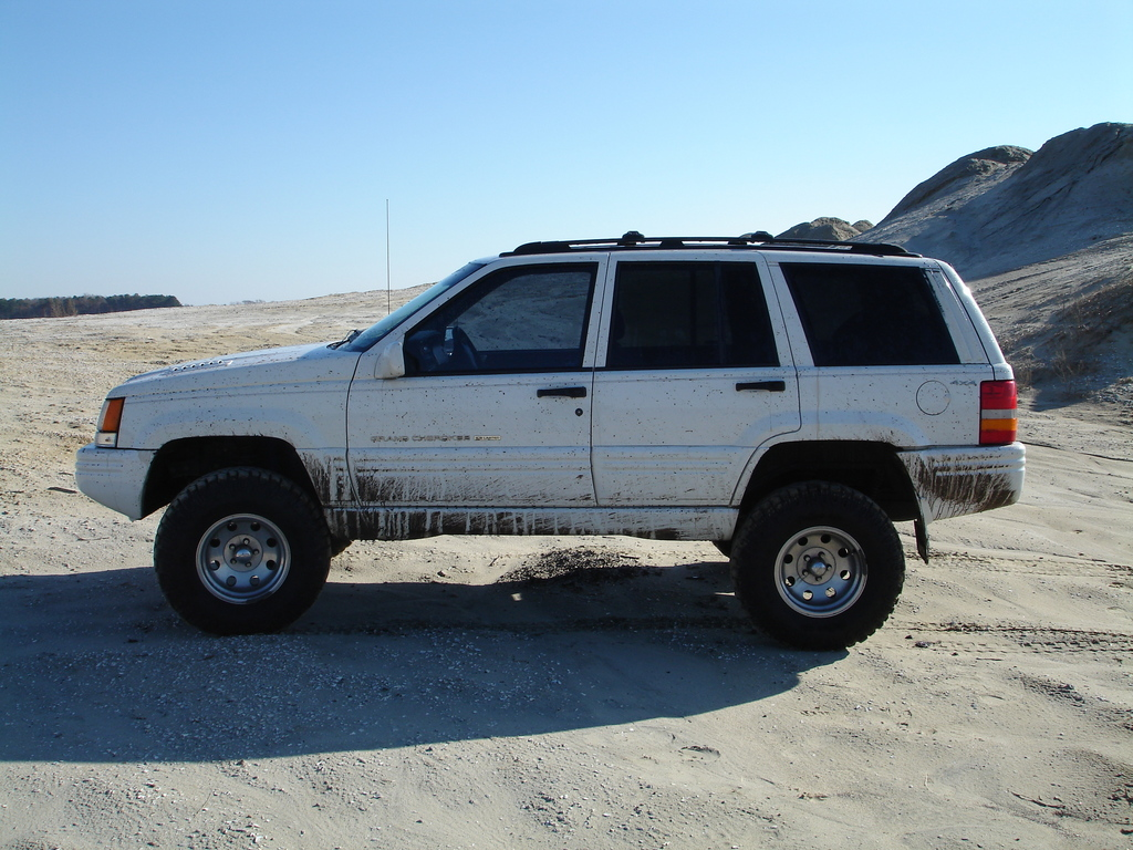 PMikeG 1998 Jeep Grand Cherokee