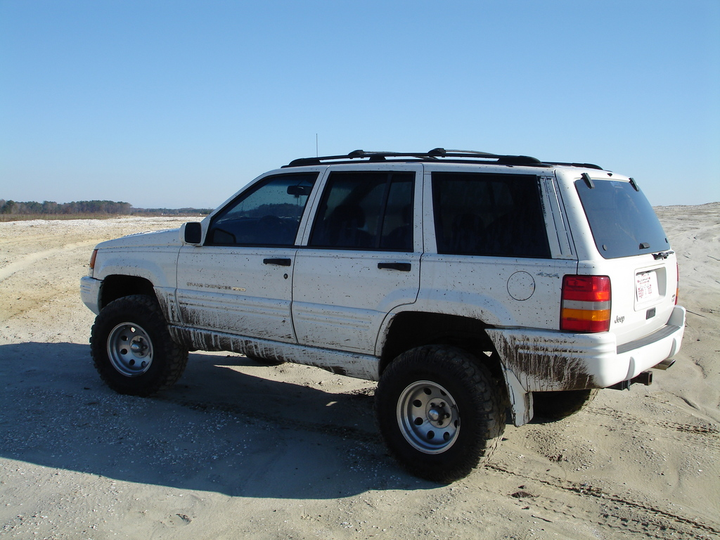 PMikeG 1998 Jeep Grand Cherokee 12508294