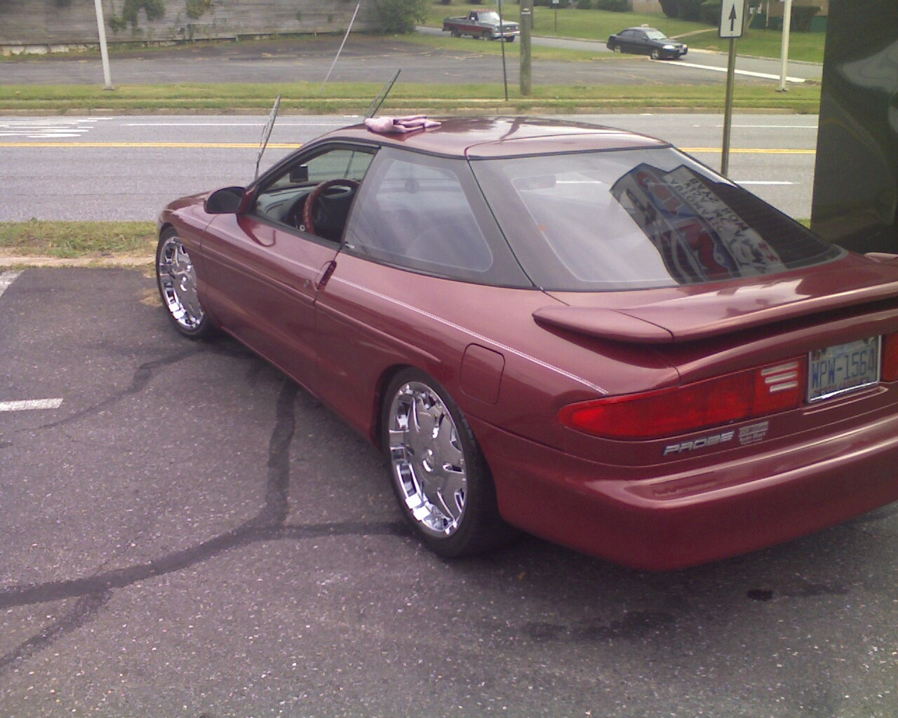 Another adjoyner1585 1993 Ford Probe post... - 12515864