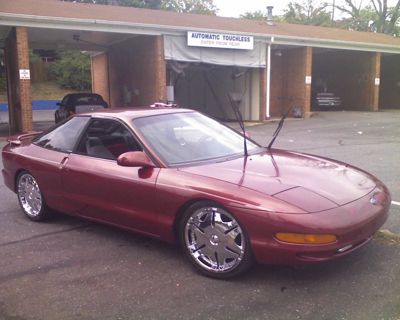 Another adjoyner1585 1993 Ford Probe post... - 12515865
