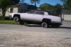 rollerzonlyjaxs 1989 Cadillac Fleetwood