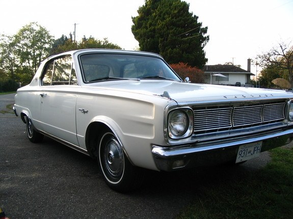 Plymouth valiant 1966